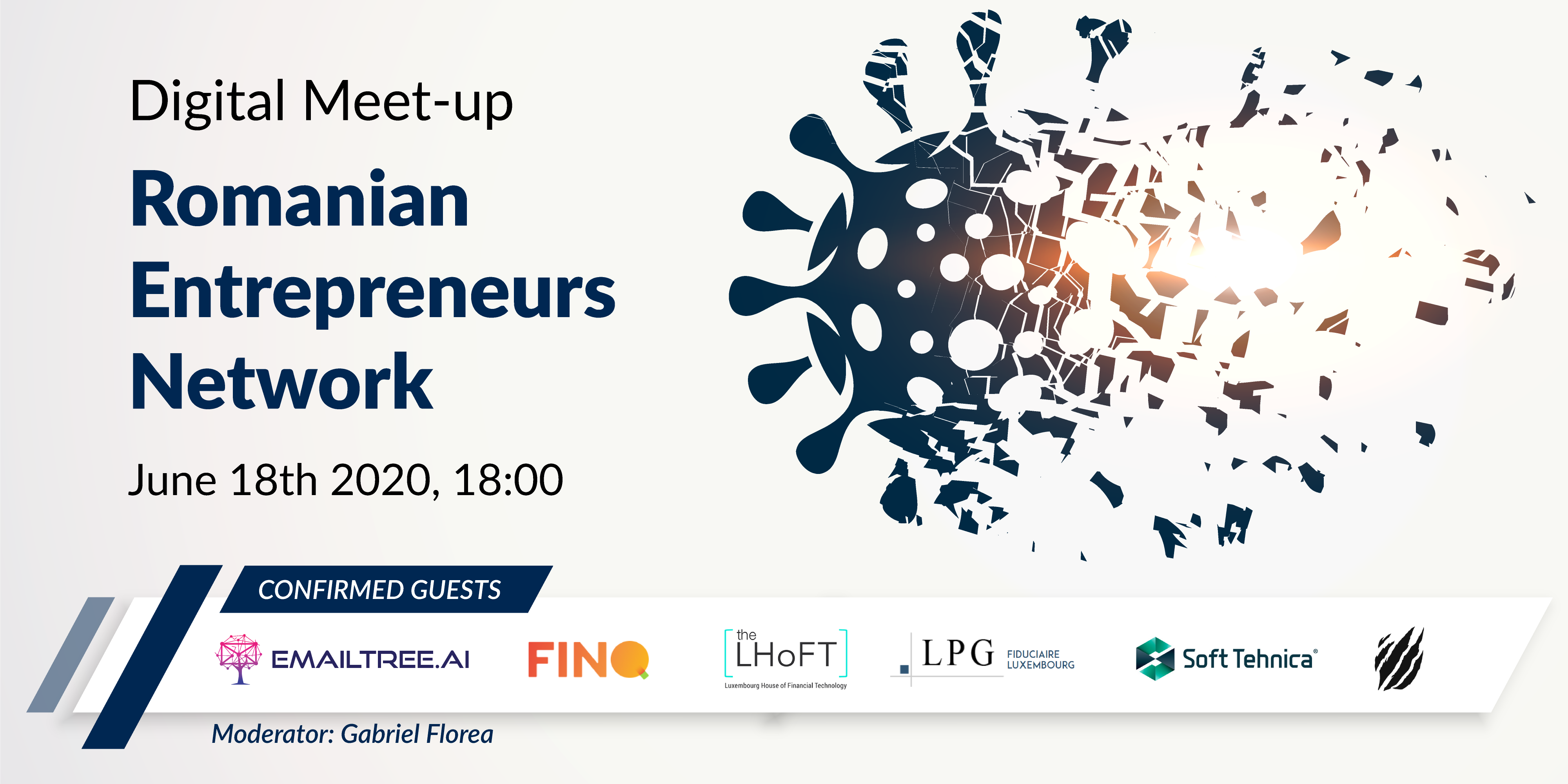 Digital MeetUP - Romanian Entrepreneurs Network